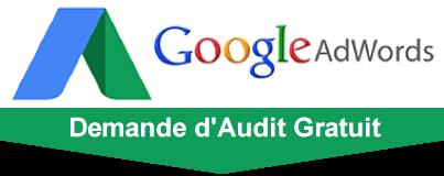 audit gratuit de campagne adwords