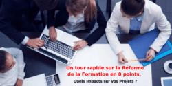 réforme de la formation 2019