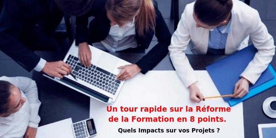 L Essentiel De La Reforme De La Formation Professionnelle 2019